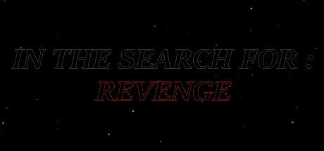 In The Search For Revenge Capa