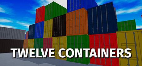 TWELVE CONTAINERS cover art