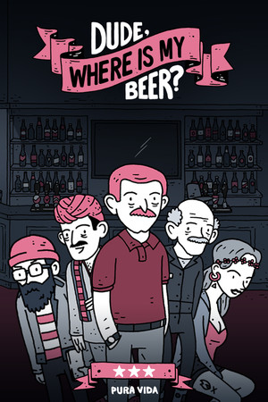 Dude, Where Is My Beer? poster image on Steam Backlog