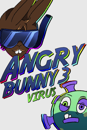Angry Bunny 3: Virus poster image on Steam Backlog
