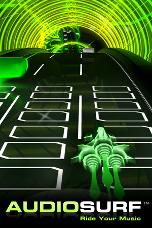 AudioSurf poster image on Steam Backlog