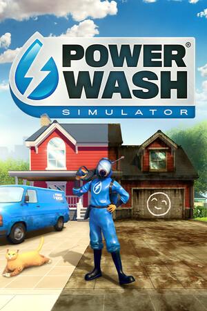 PowerWash Simulator poster image on Steam Backlog