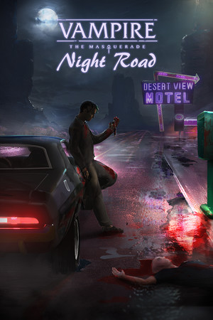 Vampire: The Masquerade — Night Road poster image on Steam Backlog