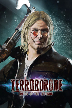Terrordrome - Reign of the Legends poster image on Steam Backlog