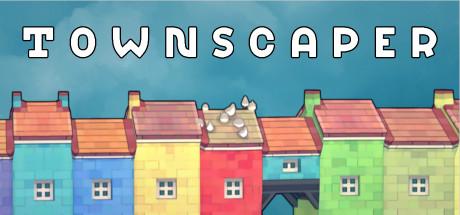 Townscaper cover art