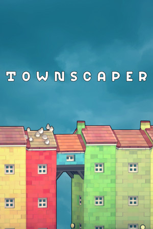 Townscaper poster image on Steam Backlog