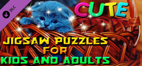 Купить Jigsaw Puzzles for Kids and Adults - Cute (DLC)