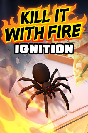 Kill It With Fire: Ignition poster image on Steam Backlog