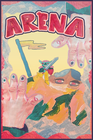 Arena poster image on Steam Backlog