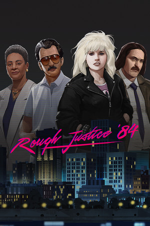 Rough Justice: '84 poster image on Steam Backlog