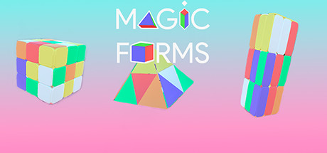Magic Forms cover art