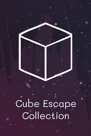 Cube Escape Collection poster image on Steam Backlog
