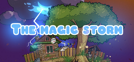 The Magic Storm cover art