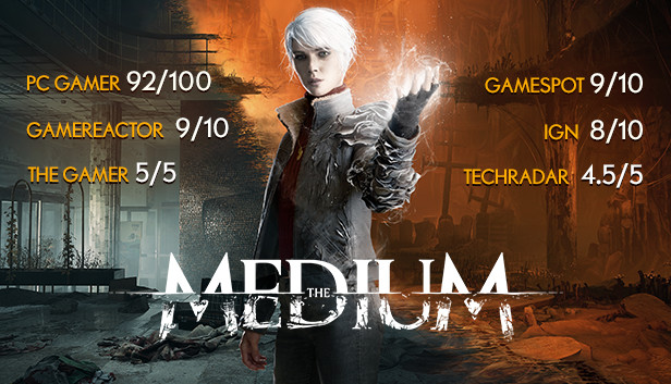 Save 10% on The Medium on Steam