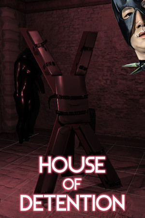 House of Detention poster image on Steam Backlog
