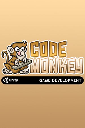 Learn Game Development, Unity Code Monkey poster image on Steam Backlog