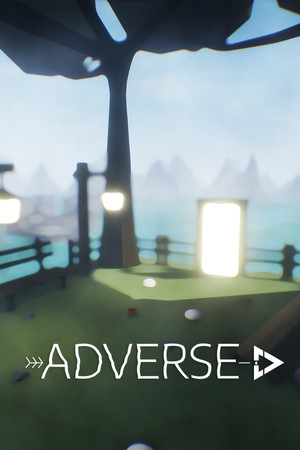 ADVERSE poster image on Steam Backlog