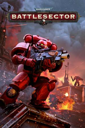 Warhammer 40,000: Battlesector poster image on Steam Backlog