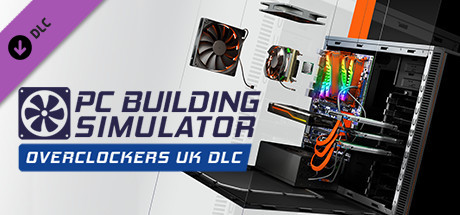 PC Building Simulator – Overclockers UK Workshop