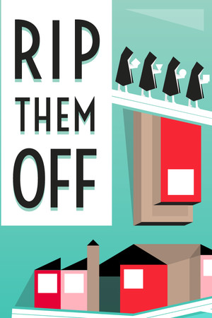 Rip Them Off poster image on Steam Backlog