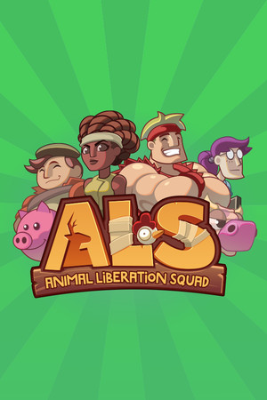 Animal Liberation Squad poster image on Steam Backlog