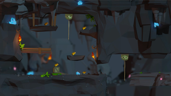 Screenshot of Crazy Lemmings