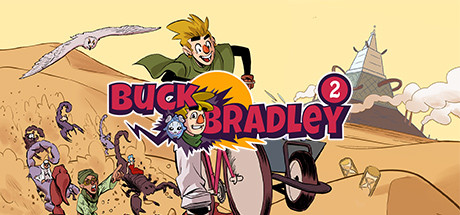 Buck Bradley Comic Adventure 2