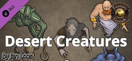 Купить Fantasy Grounds - Jans Token Pack 02 - Desert Creatures (DLC)