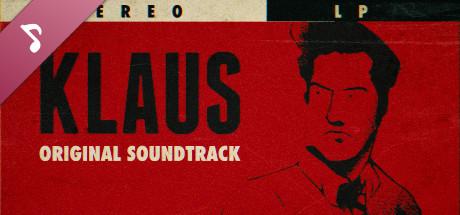 -KLAUS- Soundtrack cover art