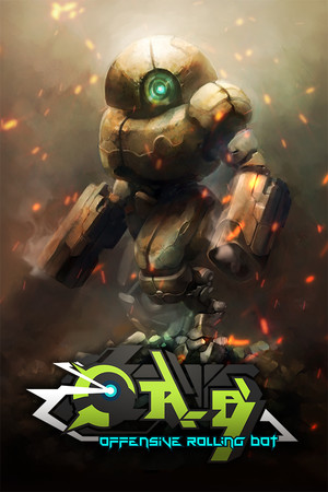 O.R.B. Offensive Rolling Bot poster image on Steam Backlog