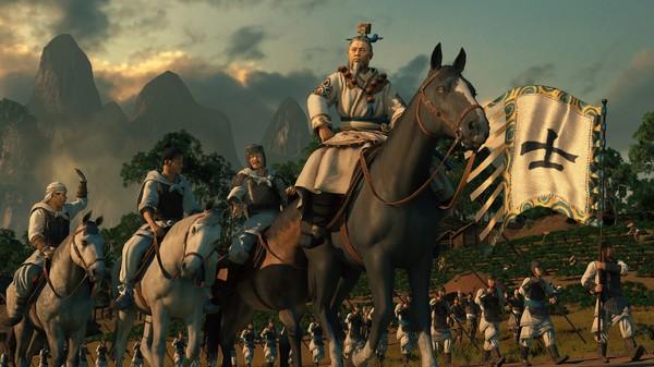 скриншот Total War: THREE KINGDOMS – Shi Xie 0