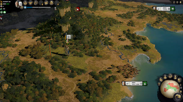 скриншот Total War: THREE KINGDOMS – Shi Xie 4