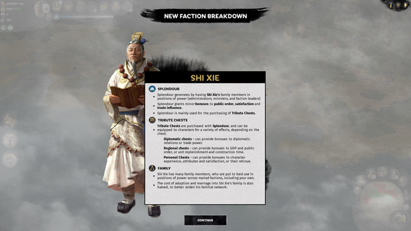 скриншот Total War: THREE KINGDOMS – Shi Xie 3
