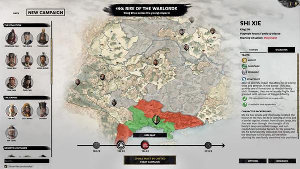 скриншот Total War: THREE KINGDOMS – Shi Xie 2