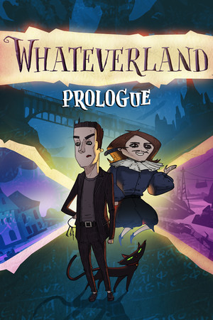 Whateverland: Prologue poster image on Steam Backlog