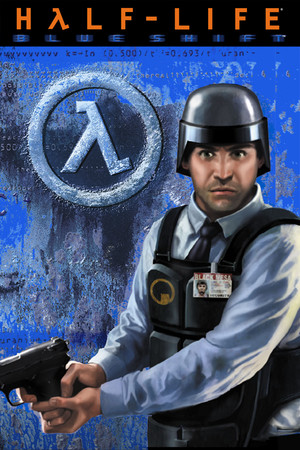 Half-Life: Blue Shift poster image on Steam Backlog