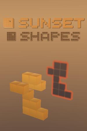 Sunset Shapes poster image on Steam Backlog