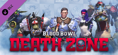 Blood Bowl 2  DEATH ZONE Capa