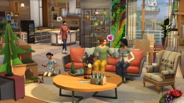 The Sims 4 Eco Lifestyle Free Steam Key 3