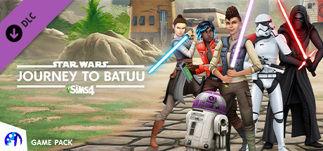 The Sims 4 Star Wars Journey to Batuu-P2P