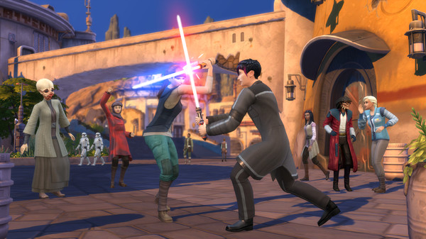 The Sims 4 Star Wars Free Steam Key 4