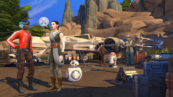 The Sims 4 Star Wars Free Steam Key 2