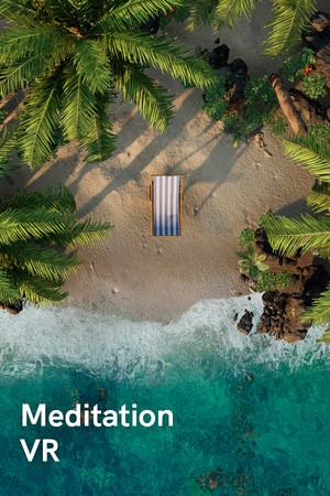 Meditation VR poster image on Steam Backlog