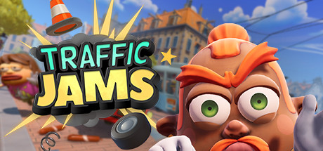 Traffic Jams cover art