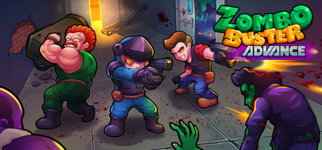 View Zombo Buster Advance on IsThereAnyDeal