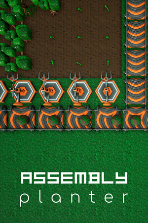 Assembly Planter poster image on Steam Backlog