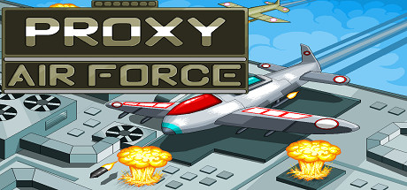 Proxy Air Force cover art