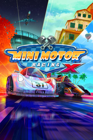 Mini Motor Racing X poster image on Steam Backlog