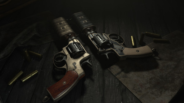 Скриншот №1 к Hunt Showdown - Double or Nothing