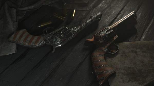 Скриншот №3 к Hunt Showdown - Double or Nothing